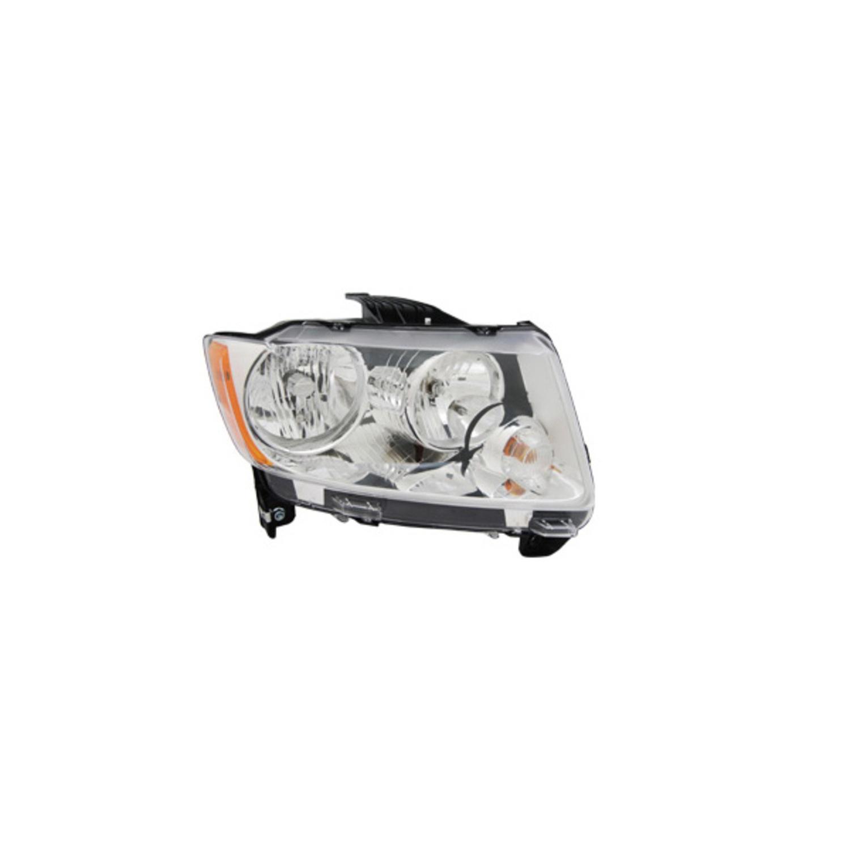 Omix-Ada 12402.06 Headlight Assembly