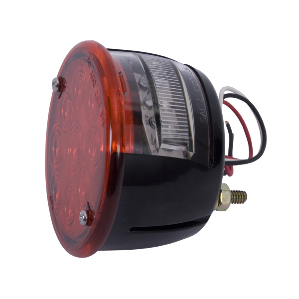 Tail Light Assembly Left LED 46-75 Willys/Jeep CJ