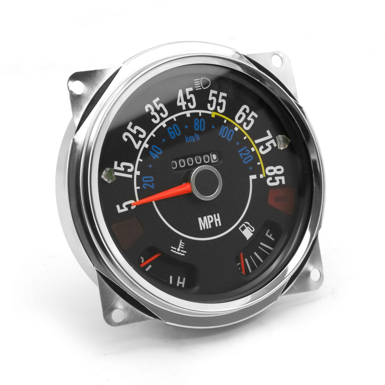 Temperature Gauge 48-67 Willys//Jeep Models X 800205