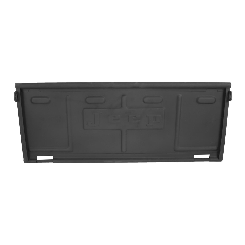 Omix-ADA Tailgate Hinge Cover Upper Inner 07-17 Jeep Wrangler JK//JKU 11218.06