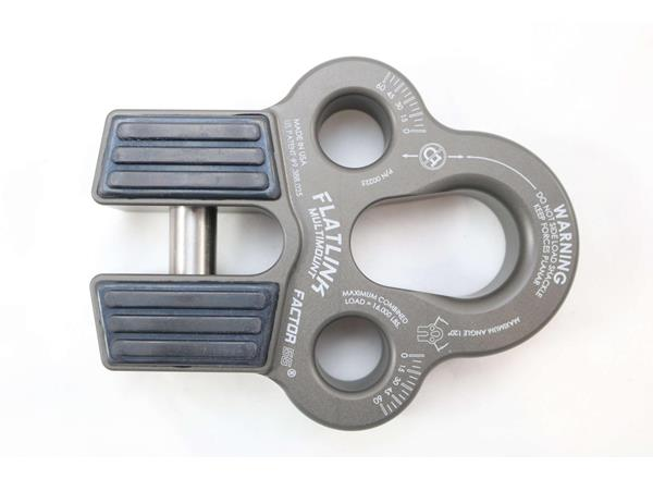 Winch Shackle Foldable
