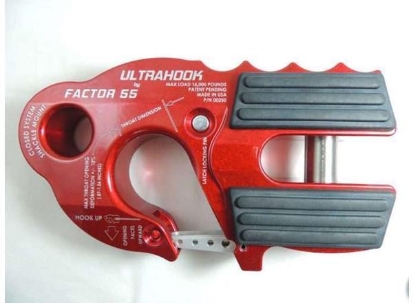Factor55 Winch Hook