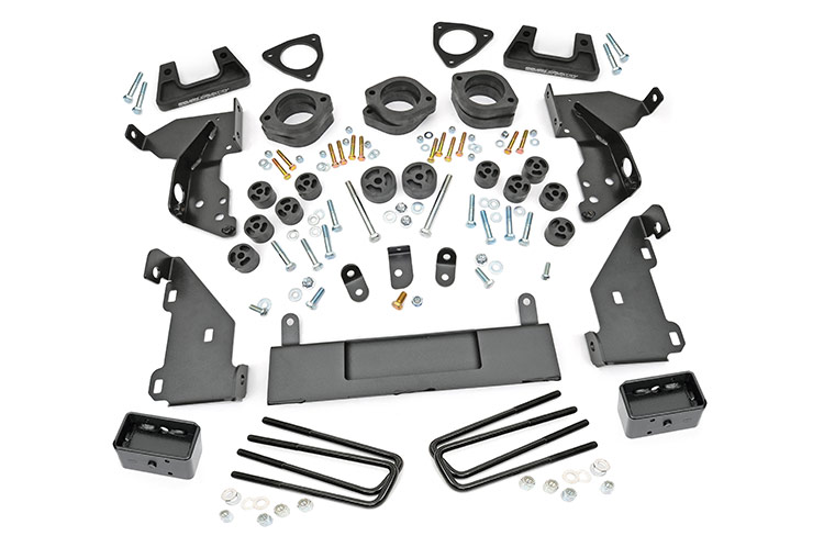 6-inch Suspension Lift Kit<br>Fits: Chevrolet: 95-04 S10