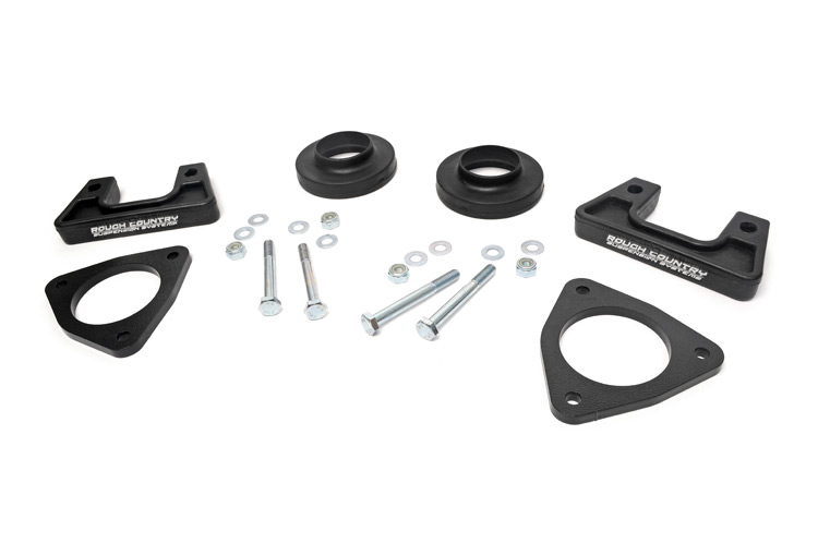 2.5-inch Suspension Leveling Lift Kit<br>Fits: Chevrolet: 07-13 Avalanche 1500 4WD