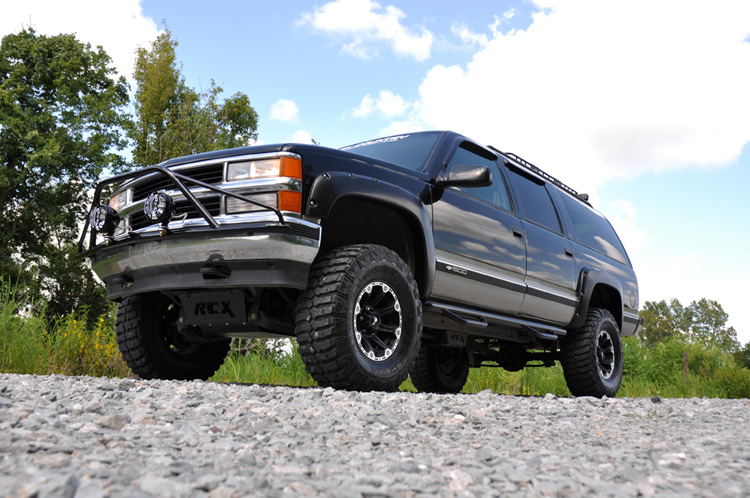 6 Inch Lift Kit For Chevy 1500 4wd >> 6 Inch Suspension Lift Kit Fits Chevrolet 88 98 1500 Pickup 4wd 92 99 1500 Suburban 4wd 92 94 Blazer 4wd 95 99 Tahoe 4wd Gmc 88 98 1500 Pickup 4wd