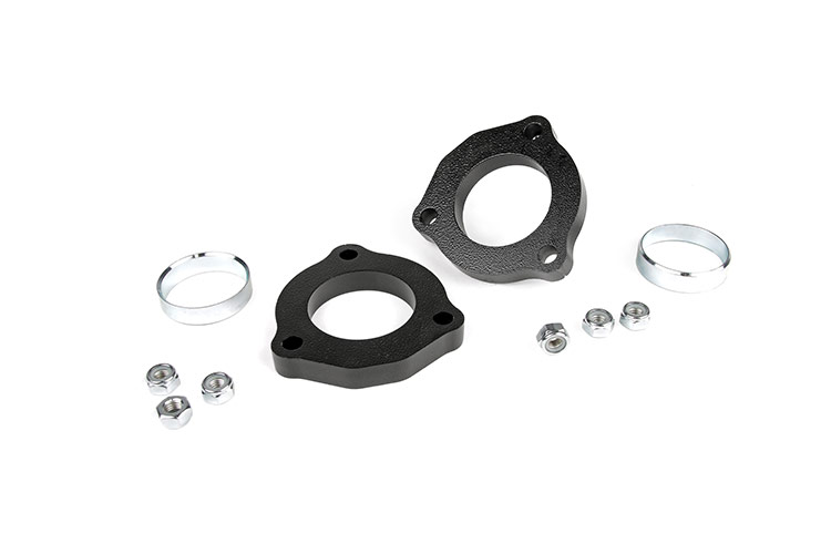 2-inch Suspension Leveling Kit<br>Fits: Chevrolet: 15-16 Colorado 4WD/2WD; GMC: 15-16 Canyon 4WD/2WD