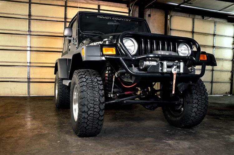 6 5-inch Wide Fender Flares Fits: Jeep: 97-06 Wrangler TJ 4WD 04-06  Wrangler Unlimited LJ 4WD