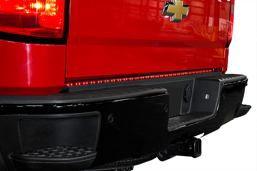 49-inch Multi-Function LED Tailgate Light Strip<br>Fits: Any Tailgate Up To 49-inches Wide