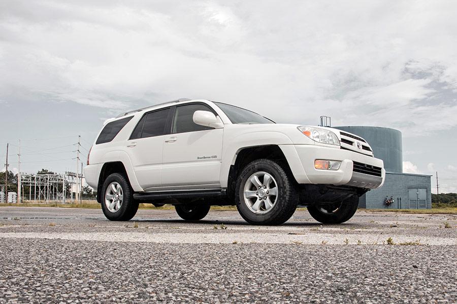 2 Inch Suspension Lift Kit Fits Toyota 07 14 Fj Cruiser 4wd