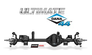 Ultimate Dana 44 Axle Assembly JK Front Call to Order