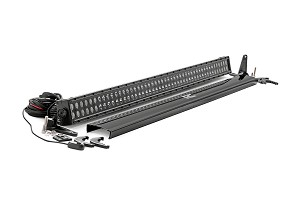 50-inch Black Series Dual Row CREE LED Light Bar<br>Fits: Anywhere You Can Mount It