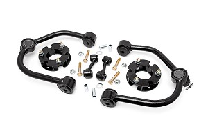 3-inch Suspension Leveling Kit<br>Fits: Nissan: 04-15 Titan 4WD/2WD