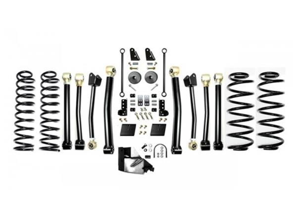 Jeep JL 3.5 Inch Enforcer Lift Stage 4 with Shock Extensions