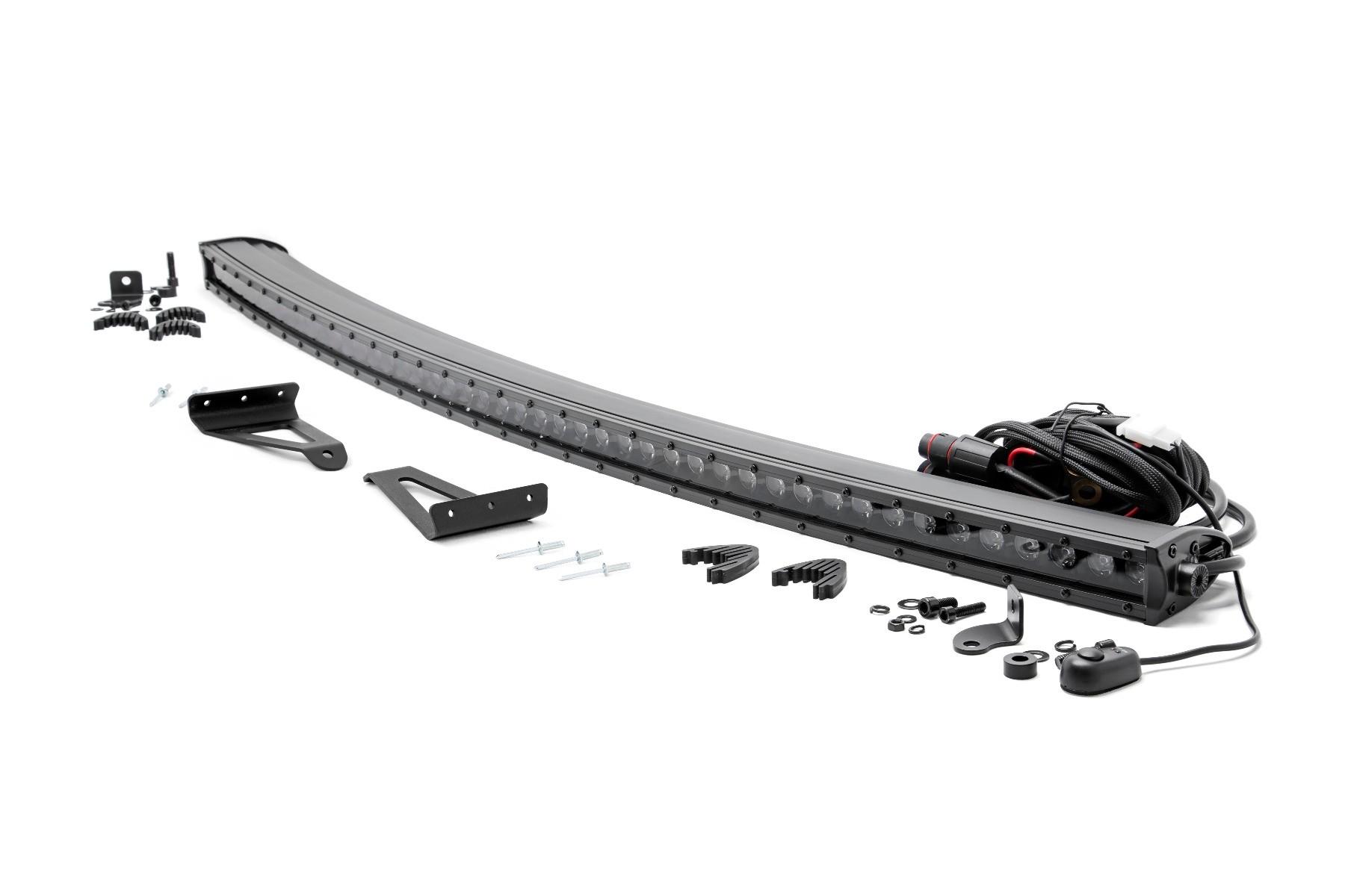 Polaris Front Facing Single-Row 50-Inch LED Kit (14-20 Range